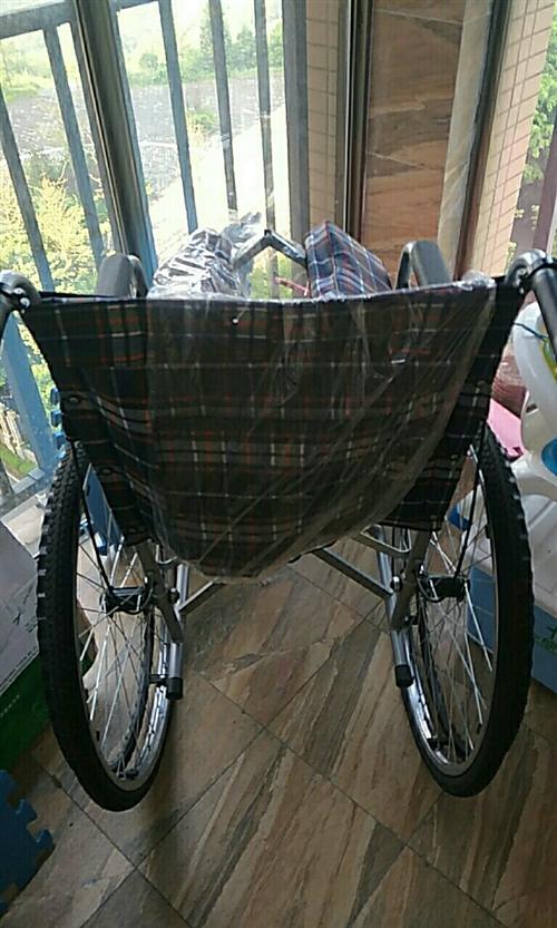 可收縮的輪椅