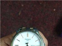 天梭1853手表,正品,因换表带不着了!