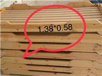 幼儿午休小床,全实木,九成新以上。规格:138*58。入手115,转手45。13330801919。