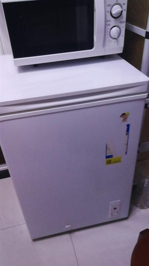 家庭,开饭店比较实用到的冰柜,九成新