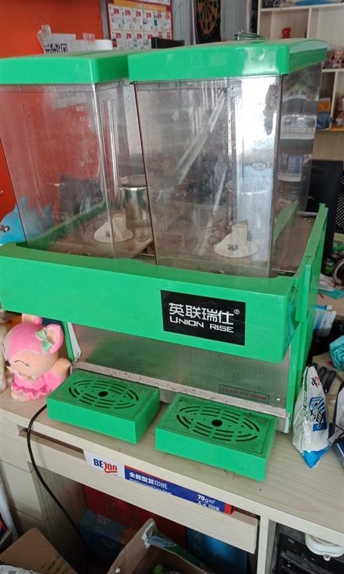 9成新冷饮机出售,买回来都没用。