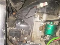 TWPO大扭油、加大馬達、開閉盤忘記了、雷石的碗公和離合、改裝的化油器、雷石的56缸