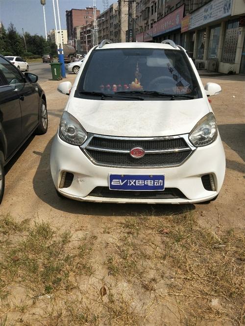 二手新能源電動汽車,八成新。價格面議。