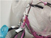 全新凤凰牌自行车
