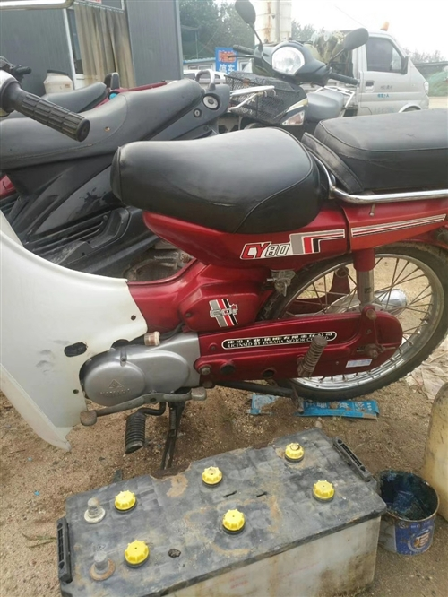 求购小80摩托一辆。非诚勿扰!