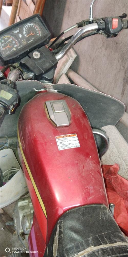 二手摩托车,超低价400出售      峡江巴邱镇上的