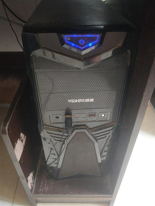 电脑主机带显示屏,1600元一套,有需要的联系,