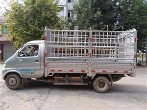 个人低价出售仓栏货车      车厢3.6米,车龄4年,私人使用只跑了4万公里 ,油汽两用,车况良...