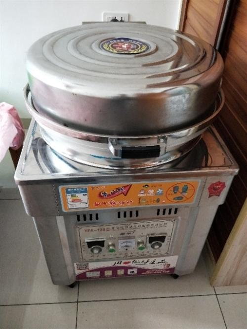 烤饼机出售新机,价钱面议。有需要电话联系17784141180.