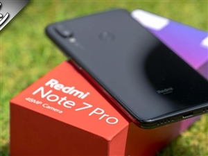红米Note7Pro,4800万像素,指纹解锁,闲置