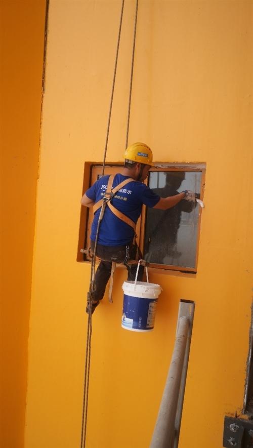 专业补漏,建筑修缮,各种楼房渗水,外墙维修18971613320