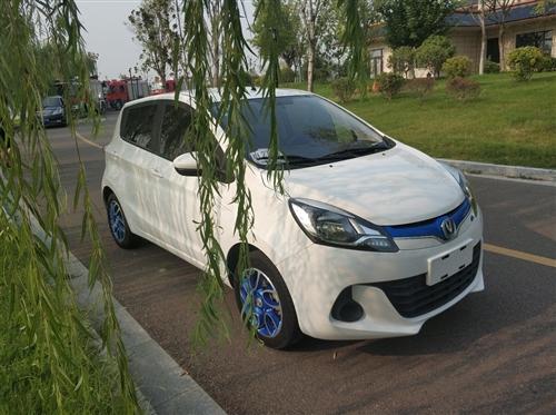新到两台长安奔奔EV新能源纯电动,北京4S一手置换车,我自己检测的,全车原漆,实表1万多公里,新车状...