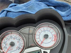 贝纳利250大踏板车,2017年8月购买,上牌手续齐全,行驶4200公里,9成新,带ABS,新车价3...