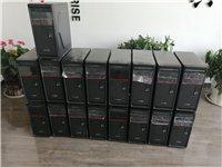 出售电脑主机、显示器大量到货!都是网吧公作室回收的、质量保证!高中低各种配置,显示器17寸19寸22...