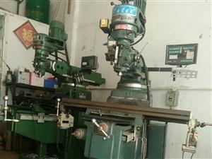 工厂自用机械设备,闲置低价急转。需要的联系。