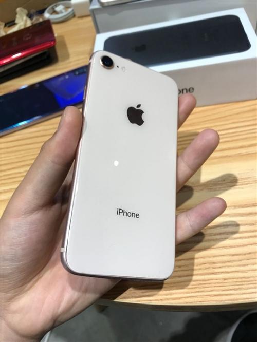 苹果8,64g,成色95新 全原,打游戏流畅到无敌