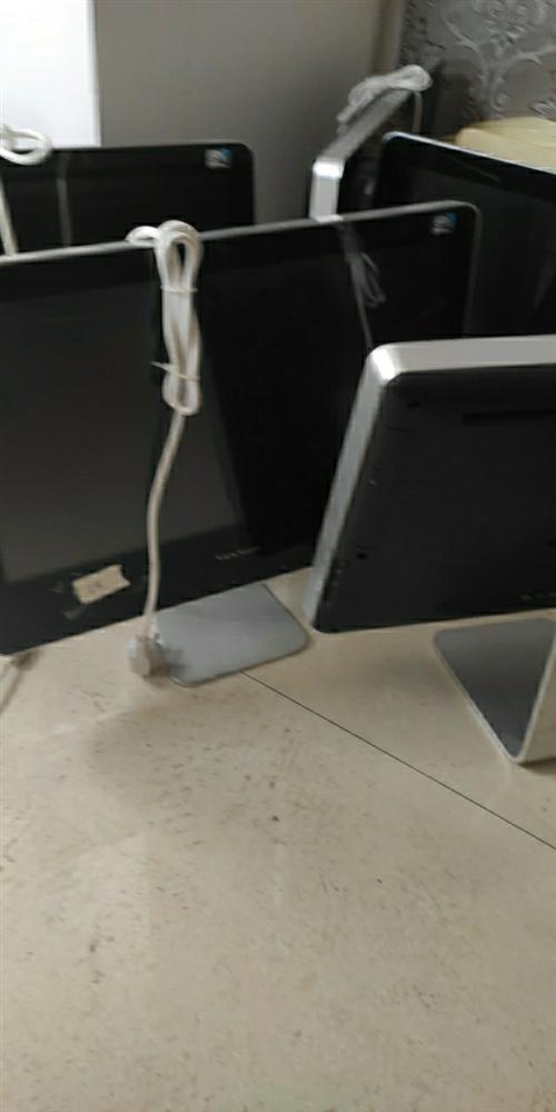 出售二手电脑,一体机,能正常使用,浏览网页看看电影没问题,