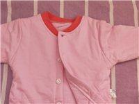 纯棉夹棉宝宝棉袄套装。全新73码。10元一套。很多颜色。囤货囤多了
