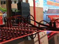 九成新線陣音響轉賣,因業務不多,放倉庫浪費,等有緣人來帶走!