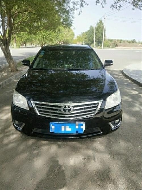 2010年凯美瑞出售,2.4排量,车在瓜州!价格面谈!!