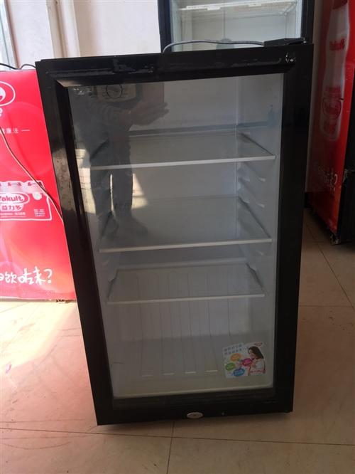 九成新冰柜,容量110升,高87cm,制冷正常,外观完好,无拆无修,环城西路大风车幼儿园对面