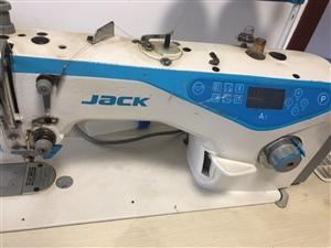 杰克电脑平车低价出售,九成新,才用过半个月,