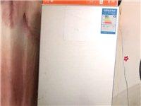 帝度雙開門冰箱一臺,9.8成新,126L雙開門,有誠意買可小刀!