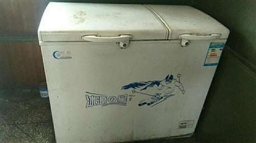 二手206冷凍+冷藏  冰柜轉讓680元