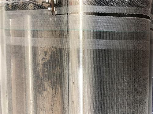 大量批发,聚乙烯全料,大庆5000s防虫网,一斤7.8-8.3平方,抗老化抗风化4年没有一点问题,质...
