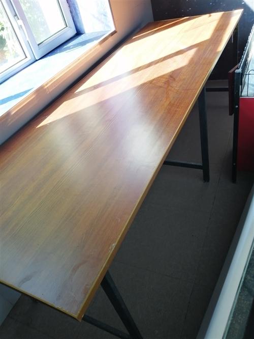两米长桌子,办公室用不到,便宜转