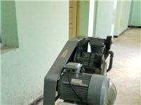 空压机9成新 买来用了一个月不到,松桃县城内,不讲价
