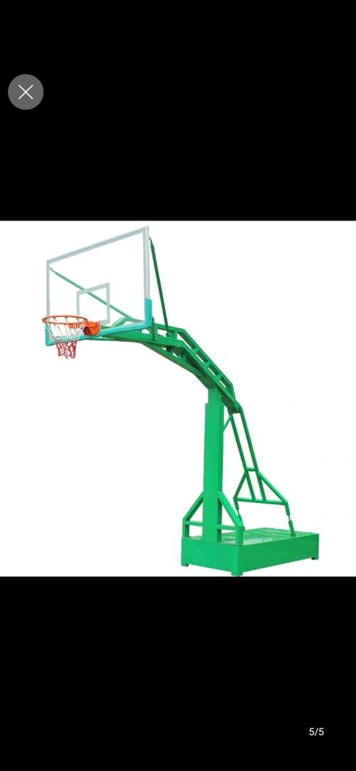 收购一个类似这样二手的篮球架,有的电话联系。