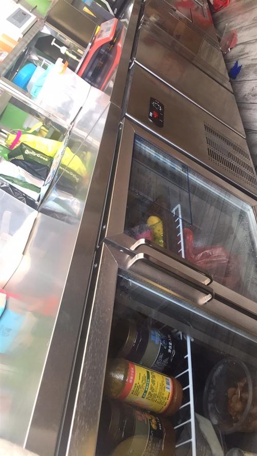 低价出售品牌奶茶设备,大件包含蓝光冰箱,冷冻操作台,制冰机,操作台,开水器,净水器,收银机,封口机...