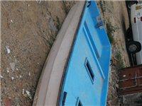 休闲观光钓鱼路亚船出售4.3X1.3X0.6,带活水舱,有意者联系