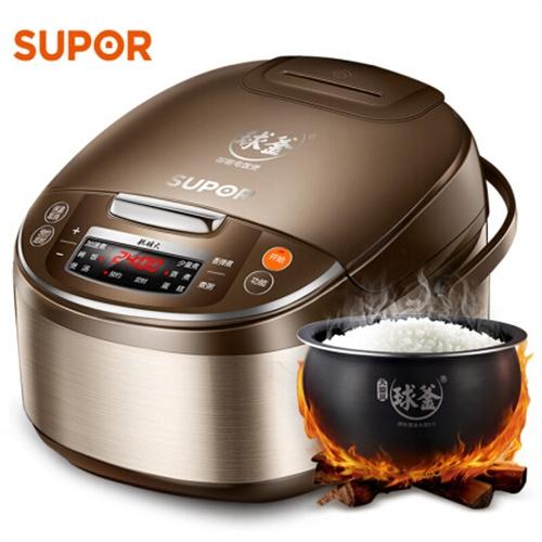 本人出售一个全新苏泊尔电饭煲,搞活动时候买多了,现低价出售。