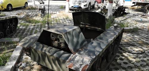轉讓十臺履帶式燃油坦克車,游樂場轉錢利器之一,部分設備需要維修調試。設備現在豐南,現低價出售8000...