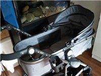 全新未使用婴儿车,多功能,带减震,大气,原价六百多,家里三个车车,用不完,低价转让,黔江同城自提
