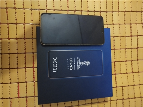 自用手机vivo x21i 用了一年 没毛病 没磕碰 价格面议 冀州市