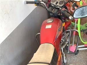 豪爵银豹150-3 放家闲置想出售 价格私聊 动力都很好,没大修过,就是换换轮胎电瓶