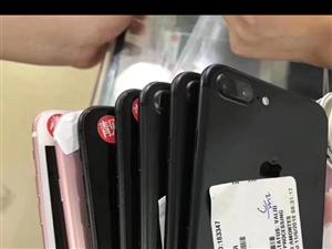 大量二手iphone7 7p 8 8p x出售 也有三星机皇系列 微信同号