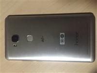 華為榮耀5X2G+16指紋識別功能雙卡全網通,沒有注冊帳號基本全新備用機首選