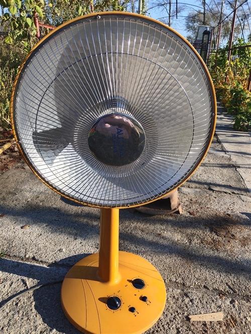 电暖风,特别好用质量特别好,这个是大的受热面积大,家里搬家不用了,有意者联系~微信luckylott...