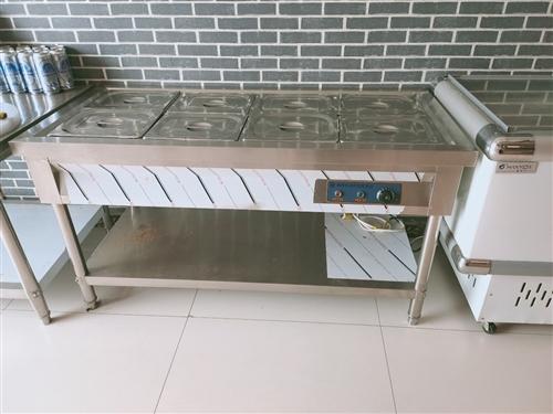 出售一个售饭台,九成新,八个盒,商河县城内