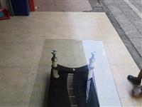 长度1.2米*宽度65厘米钢化玻璃茶几