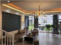 HS别墅出售:水木江南,豪华新装,前后采光,面积257平米,总共四层半,停车方便,房子保护的特别好,...