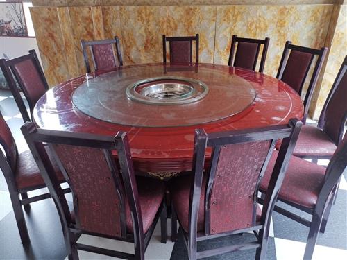 有二手桌椅板凳出售
