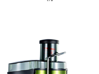 SKG ZZ1305 榨汁機 蘋果綠