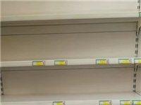 九成新超市貨架,低價出售