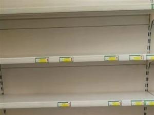 九成新超市货架,?#22270;?#20986;售