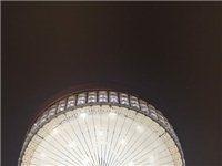 三色电风扇带灯LED隐形吊扇灯客厅灯遥控式水晶风扇吊灯餐厅 42寸全新,可以自提或邮费自付  本...